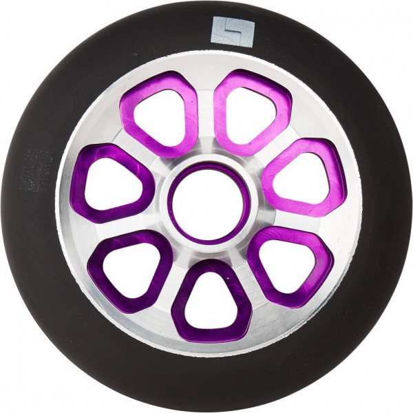 Колесо Logic Pro Series Spur 110mm Pro Scooter Wheel Фиолетовое, фото номер 1